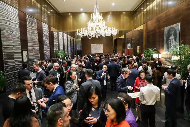"""第八届""""中法创新发现之旅"""":12家法国创新企业探索中国的创新生态体系"""