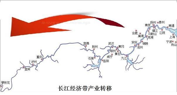 【智库研报】溯流而上――长江经济带化工产业转移透视