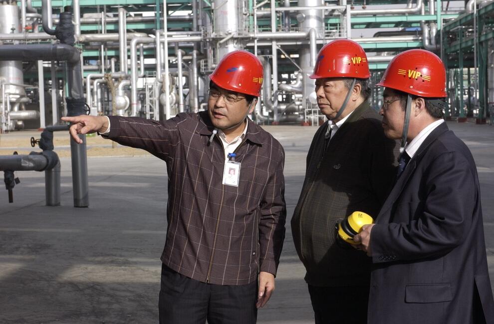 党的领导是我国石油和化学工业发展壮大的根本保证(上)